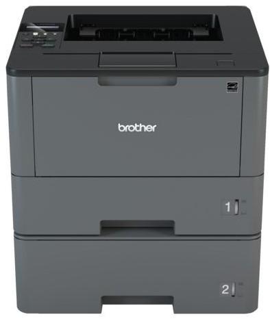 Laserprinter Brother HL-L5200DWT met twee papierladen en PayPerPrint