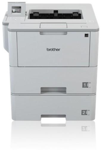 Brother HL-L6300DWT laserprinter met twee papierladen en PayPerPrint