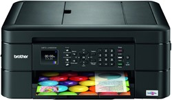 Brother MFC-J480DW all in one printer wifi