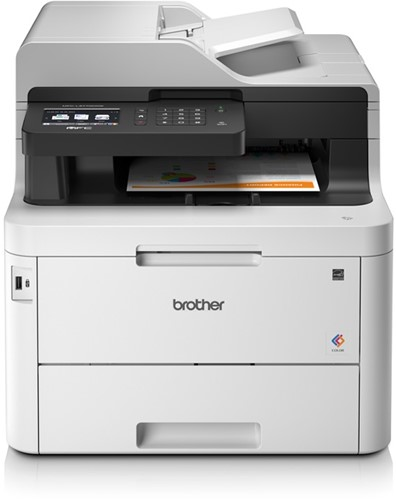 Brother MFC-L3770CDW All-in-one draadloze wifi kleuren laserprinter