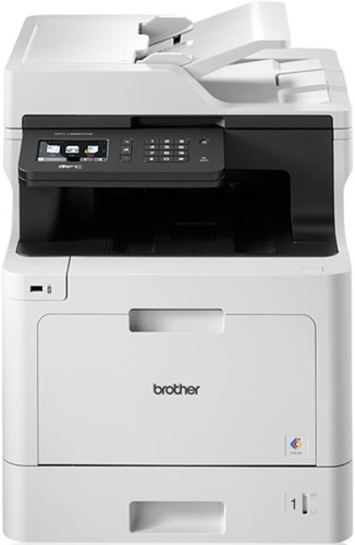 Brother all in one MFC-L8690CDW wifi printer