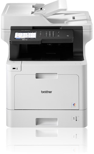 Brother MFC-L8900CDW All in one printer met PayPerPrint