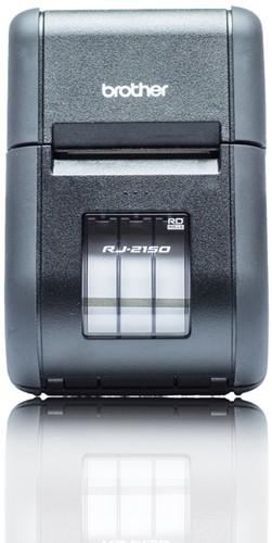 Brother RJ-2150 mobiele printer voor bonnen en labels met Bluetooth en WiFi