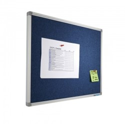 Bulletin board Smit Visual groen 60x90 cm