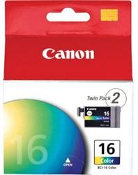 Canon BCI-16 duopack kleur