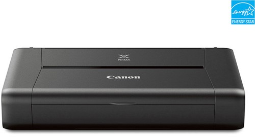 Canon IP110 draagbare inktjetprinter + battery
