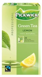 Pickwick thee, citroen, pak van 25 stuks