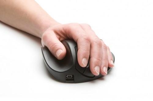 HandshoeMouse small linkshandig bedraad