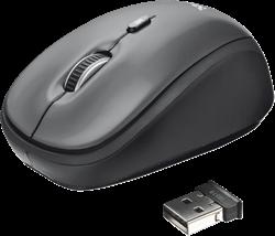 Draadloze muis met laser sensor