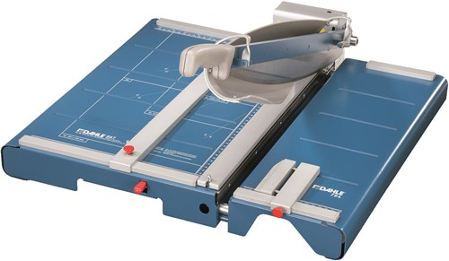 Snijmachine A3 Dahle 868 460 mm met laseraanduiding en smalsnijinrichting