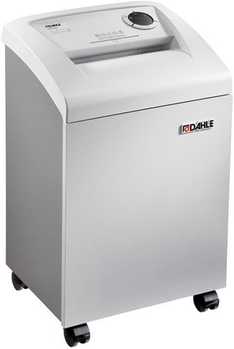 Papiervernietiger Dahle 41222 Cleantec met fijnstoffilter
