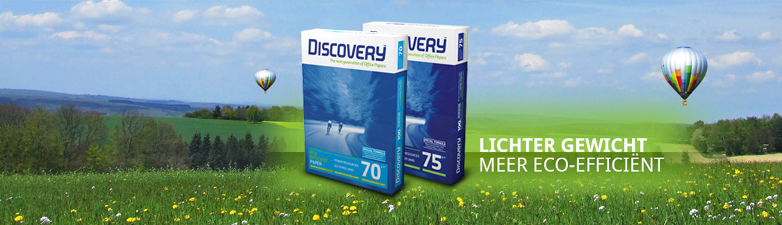 discovery 75 g papier