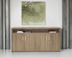 Kantoor dressoir Oakwood XTR 92x180x45cm