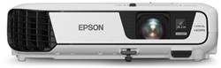 Espon EB-W32 beamer draadloos widescreen XGA 3200 ansilumen