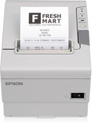 Bonprinter Epson TM-T88V met netwerk en USB aansluiting
