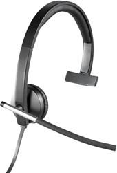 Logitech H650e USB koptelefoon Mono
