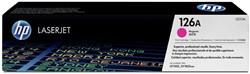 HP 126A toner CE313A magenta