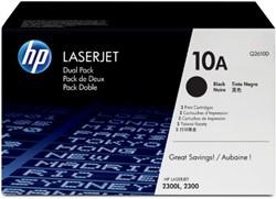 HP 10A toner Q2610A zwart