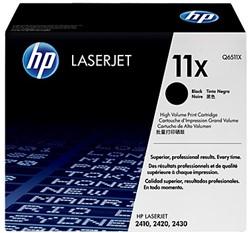 HP 11X toner Q6511X zwart high capacity