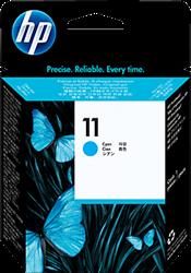HP 11 printkop C4811A  cyaan