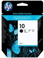 HP 10  inktcartridge C4844A zwart