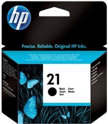 HP 21 inktcartridge C9351A zwart