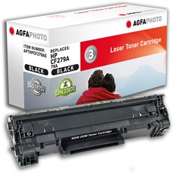 APTHPCF279AE AP HP LJPROM12A CARTR BLK CF279A/79A 1000pages