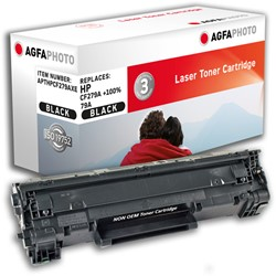 APTHPCF279AXE AP HP LJPROM12A CARTR BLK CF279A/79A 2000pages XXL