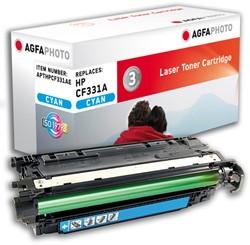 APTHPCF331AE AP HP CLJM651 CARTR CYA CF331A/654A 15.000pages