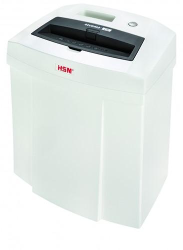 HSM SECURIO C14 SHREDDER WHITES 2253111 cross cut 4x25mm P4 6pages