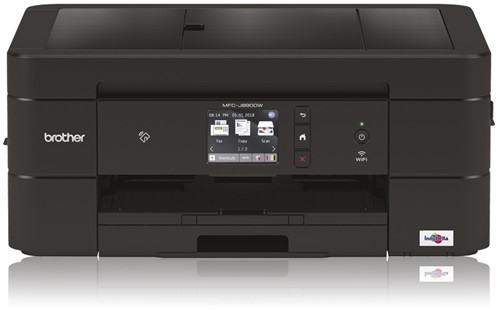 Compacte all in one inkjetprinter Brother MFC-J890DW A4
