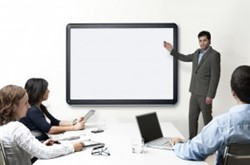 Interactief whiteboard 174x134cm Bi-Bright eRed 3
