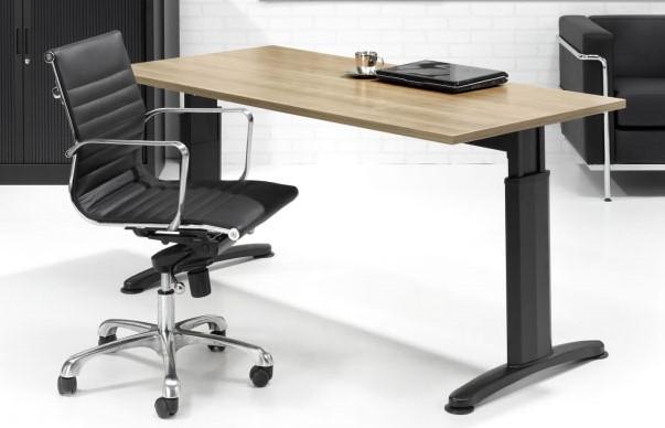 T poot bureau proline style wit wit bij pro office