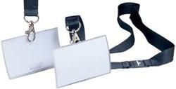 Keycord met badgehouder