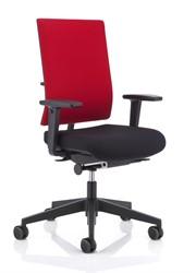 Köhl Anteo Slimline ergonomische bureaustoel met Air-Seat zitting