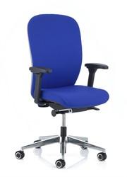 Ergonomische bureaustoel Köhl Aureo met ademende zitting en rug