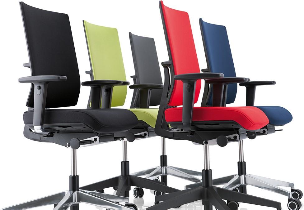 Bureaustoel Zelf Bekleden.Ergonomische Bureaustoel Kohl Anteo 5000 Auto Move Bij Pro Office