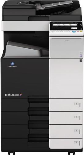 Konica Minolta Bizhub C308 multifunctional