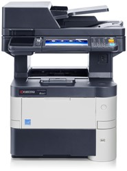 Kyocera Ecosys M3040iDN all in one laserprinter 40 ppm A4 met touchscreen