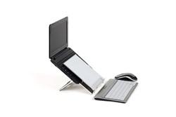 Laptopstandaard voor een laptop van 12 inch