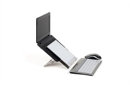 Laptop standaard Bakker & Elkhuizen Ergo-Q 260 voor laptops 12-13 inch