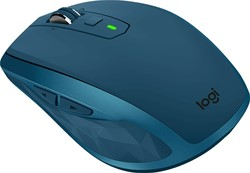 Logitech MX Anywhere 2S bluetooth computermuis donker blauw
