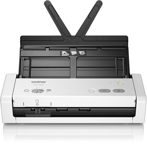 Mobiele documenten scanner Brother ADS-1200