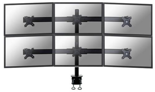 Monitor arm voor 6 schermen FPMA-D700D6