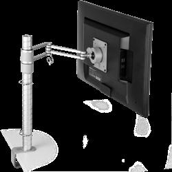 Monitorarm met zwenkarm voor 1 monitor