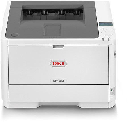 LED printer OKI B432dn 40ppm A4 desktop