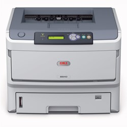 OKI B840DN A3 led printer mono