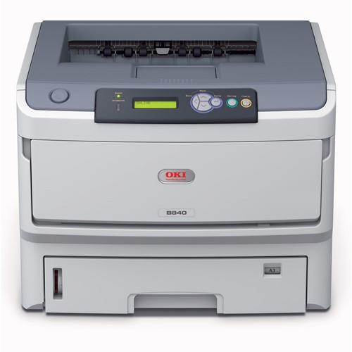 A3 printer OKI B840DN LED technologie