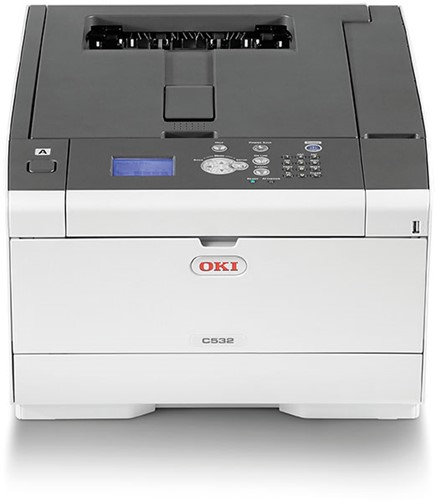 OKI C532dn LED printer kleur