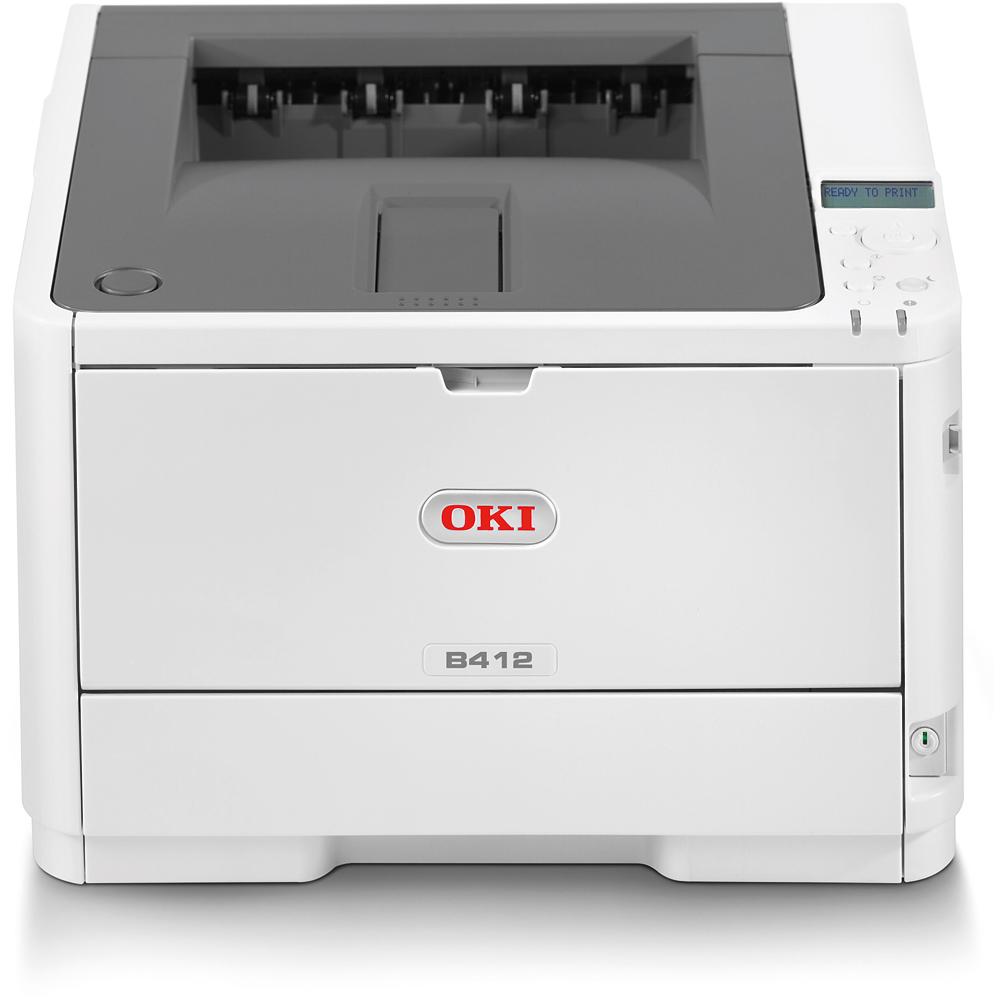 OKI ES4132dn led printer + 500 afdr./mnd